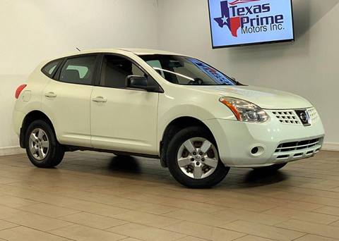 2009 Nissan Rogue for sale at Texas Prime Motors in Houston TX
