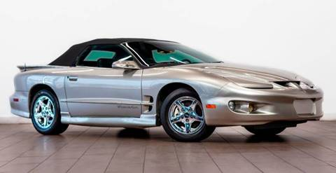 2000 Pontiac Firebird for sale in Houston, TX