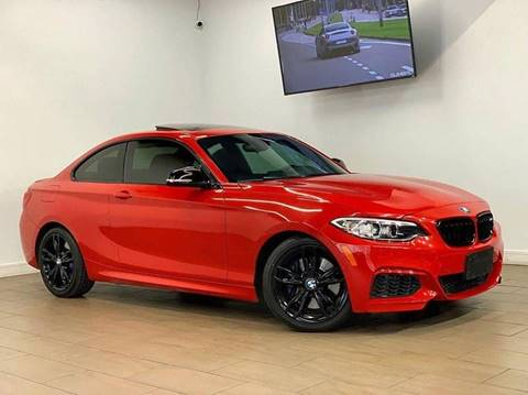 2016 BMW 2 Series for sale at Texas Prime Motors in Houston TX