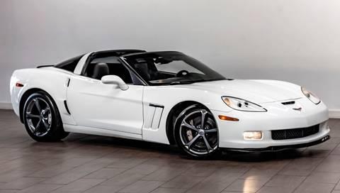 2011 Chevrolet Corvette for sale at Texas Prime Motors in Houston TX