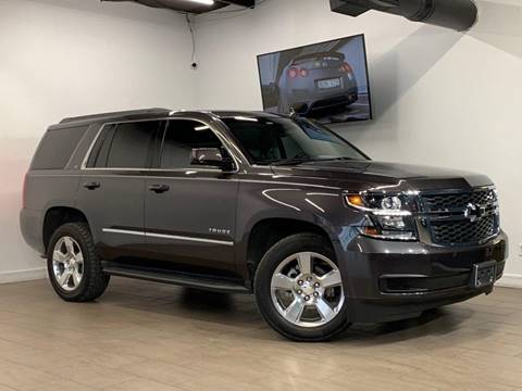 2016 Chevrolet Tahoe for sale at Texas Prime Motors in Houston TX