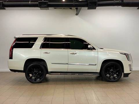 2015 Cadillac Escalade for sale at Texas Prime Motors in Houston TX
