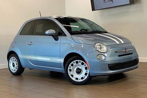 2015 FIAT 500 for sale at Texas Prime Motors in Houston TX