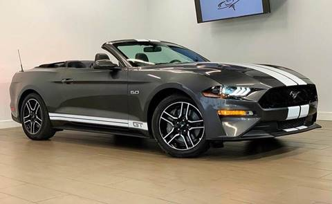 2018 Ford Mustang for sale at Texas Prime Motors in Houston TX