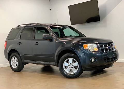 2009 Ford Escape for sale at Texas Prime Motors in Houston TX