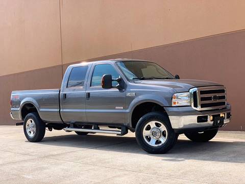2006 Ford F-350 Super Duty for sale at Texas Prime Motors in Houston TX