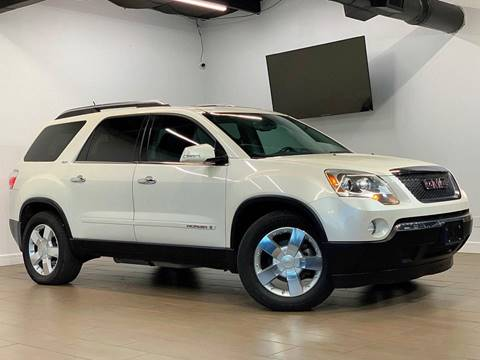2007 GMC Acadia for sale at Texas Prime Motors in Houston TX