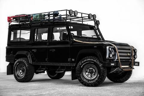 1993 Land Rover Defender for sale at Texas Prime Motors in Houston TX