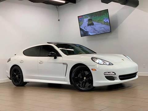 2011 Porsche Panamera for sale at Texas Prime Motors in Houston TX