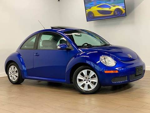 2008 Volkswagen Beetle for sale at Texas Prime Motors in Houston TX