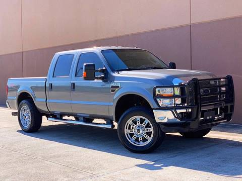 2009 Ford F-250 Super Duty for sale at Texas Prime Motors in Houston TX