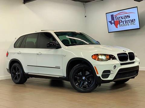 2011 BMW X5 for sale at Texas Prime Motors in Houston TX