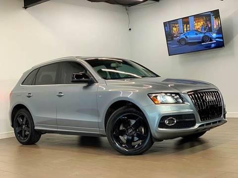 2011 Audi Q5 for sale at Texas Prime Motors in Houston TX