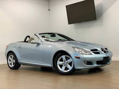 2008 Mercedes-Benz SLK for sale in Houston, TX