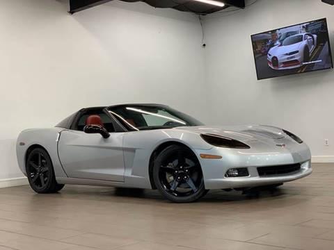 2010 Chevrolet Corvette for sale at Texas Prime Motors in Houston TX