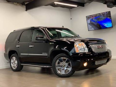 2010 GMC Yukon for sale at Texas Prime Motors in Houston TX