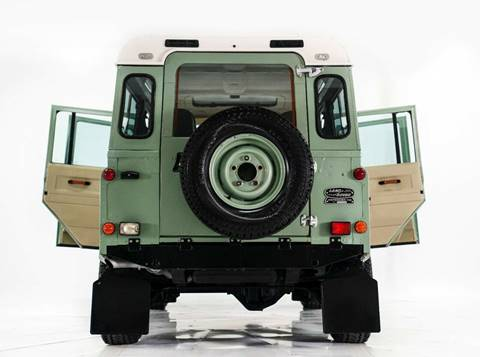 1989 Land Rover Defender for sale at Texas Prime Motors in Houston TX