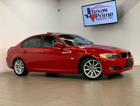 2009 BMW 3 Series for sale at Texas Prime Motors in Houston TX