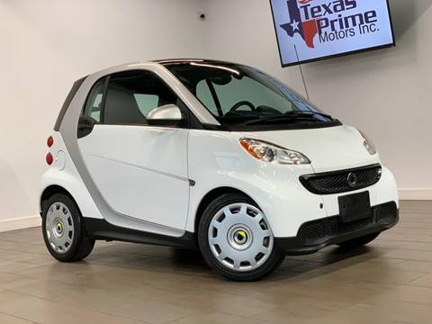 2014 Smart fortwo for sale at Texas Prime Motors in Houston TX