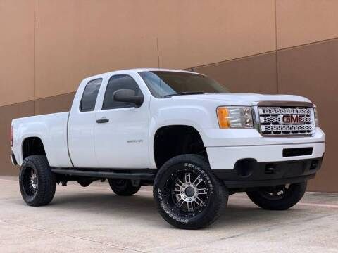 2012 GMC Sierra 2500HD for sale at Texas Prime Motors in Houston TX