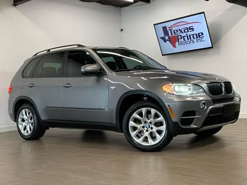 2012 BMW X5 for sale at Texas Prime Motors in Houston TX