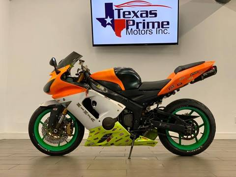 2005 Kawasaki ZX636-C1 for sale at Texas Prime Motors in Houston TX