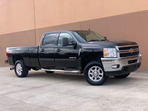 2012 Chevrolet Silverado 3500HD for sale at Texas Prime Motors in Houston TX