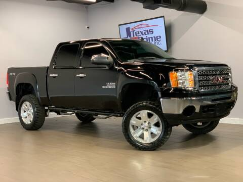 2011 GMC Sierra 1500 for sale at Texas Prime Motors in Houston TX