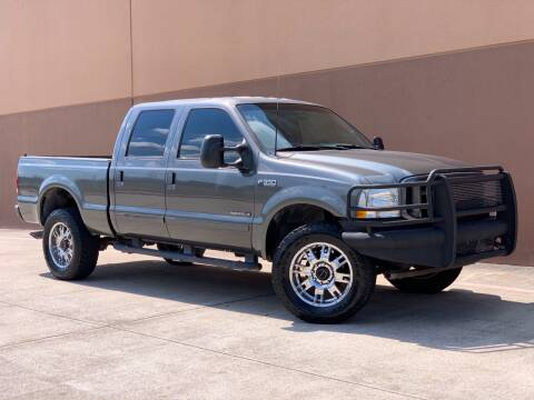 2003 Ford F-350 Super Duty for sale at Texas Prime Motors in Houston TX