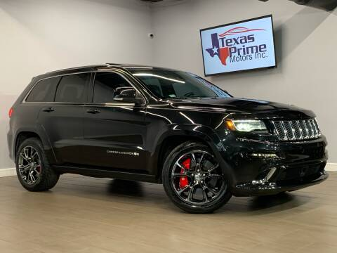 2014 Jeep Grand Cherokee for sale at Texas Prime Motors in Houston TX