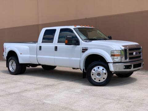 2008 Ford F-450 Super Duty for sale at Texas Prime Motors in Houston TX