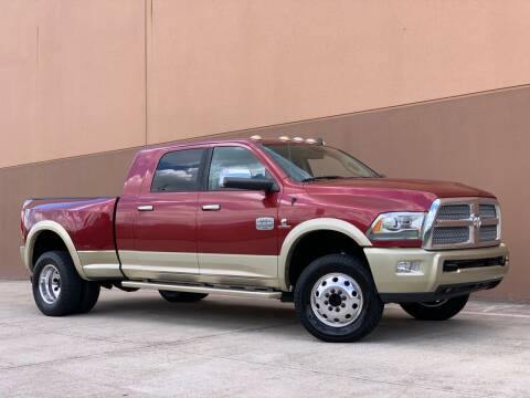 2015 RAM Ram Pickup 3500 for sale at Texas Prime Motors in Houston TX