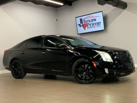 2015 Cadillac XTS for sale at Texas Prime Motors in Houston TX