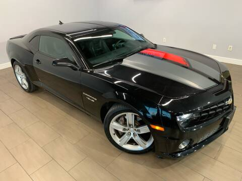 2012 Chevrolet Camaro for sale at Texas Prime Motors in Houston TX