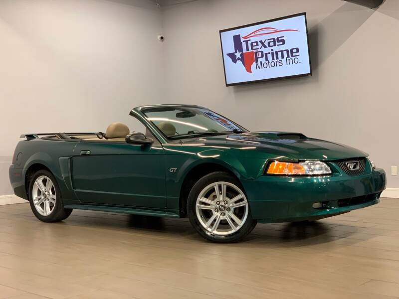 2003 Ford Mustang for sale at Texas Prime Motors in Houston TX