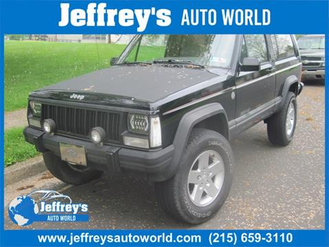 1989 Jeep Cherokee for sale in Abington, PA