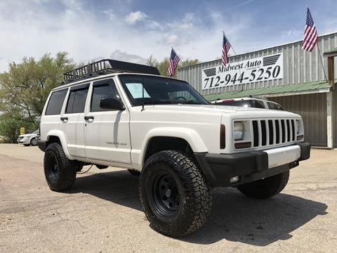 1999 Jeep Cherokee for sale in Lawton, IA