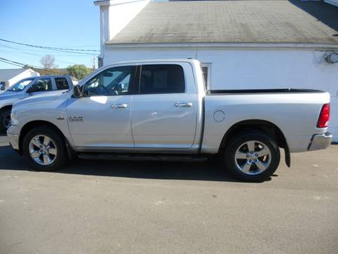 2015 RAM Ram Pickup 1500 for sale at Chilson-Wilcox Inc Lawrenceville in Lawrenceville PA