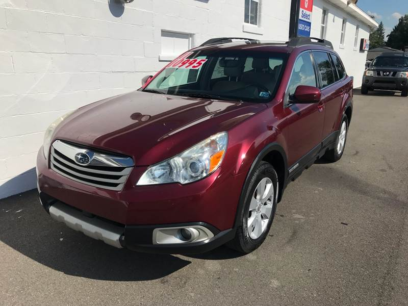 2011 Subaru Outback 25i Limited In Lawrenceville Pa Chilson