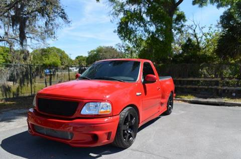 Ford F  Svt Lightning For Sale In Tampa Fl