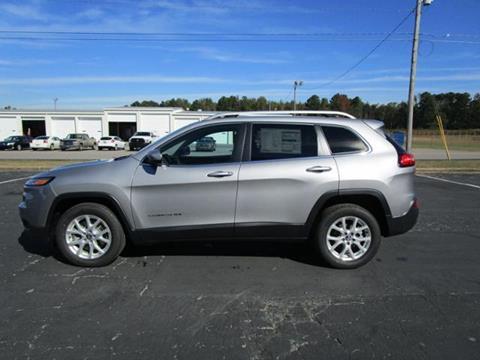 2018 Jeep Cherokee for sale in Arab, AL