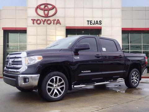 2017 Toyota Tundra For Sale In Humble Tx Carsforsale Com