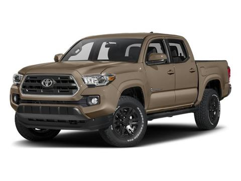 2017 Toyota Tacoma for sale in Humble, TX