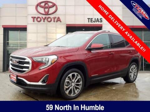 2019 GMC Terrain for sale at TEJAS TOYOTA in Humble TX