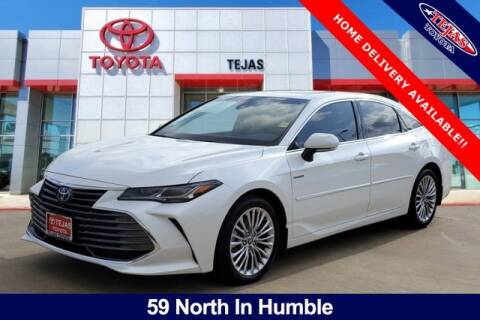 2020 Toyota Avalon Hybrid for sale at TEJAS TOYOTA in Humble TX