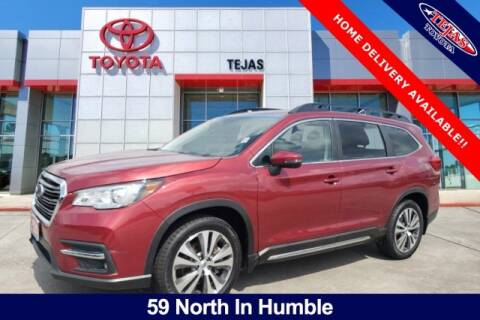 2019 Subaru Ascent for sale at TEJAS TOYOTA in Humble TX