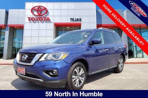 2017 Nissan Pathfinder for sale at TEJAS TOYOTA in Humble TX
