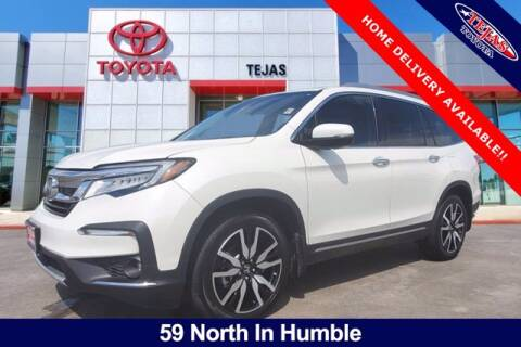 2019 Honda Pilot for sale at TEJAS TOYOTA in Humble TX