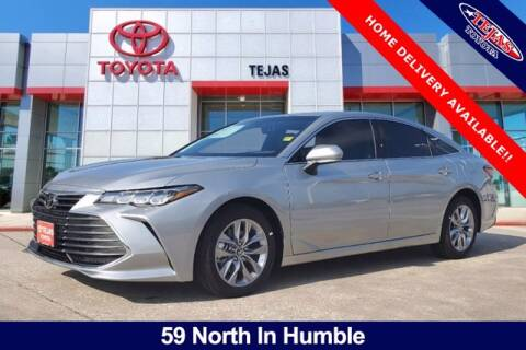 2020 Toyota Avalon for sale at TEJAS TOYOTA in Humble TX