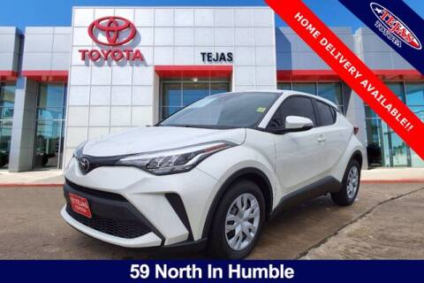 2021 Toyota C-HR for sale at TEJAS TOYOTA in Humble TX